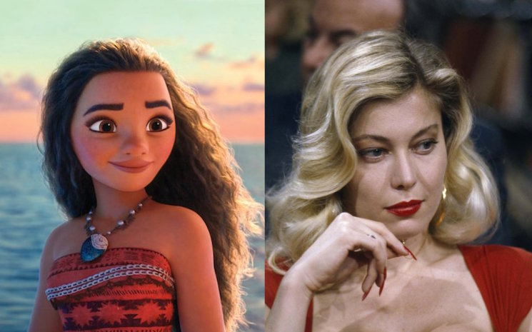 Disney Changes Italian 'Moana' Title to Avoid Confusion with Porn Star