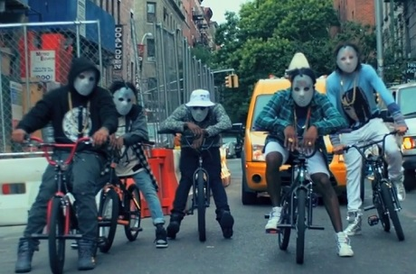 "A$AP Rocky ""Angels"" (video)"