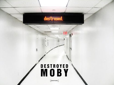 Moby Unveils Three-Disc 'Destroyed Deluxe' Set