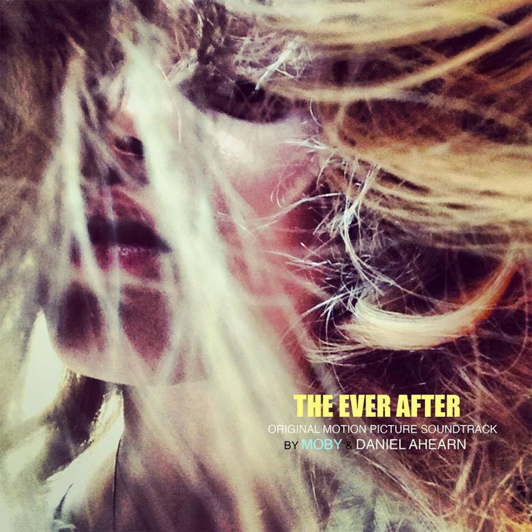 Moby & Daniel Ahearn 'The Ever After (Original Motion Picture Soundtrack)' (album stream)