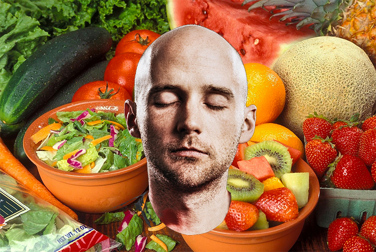 Moby Wrote a 'Wall Street Journal' Op-Ed Dictating How Food Stamps Should Be Used