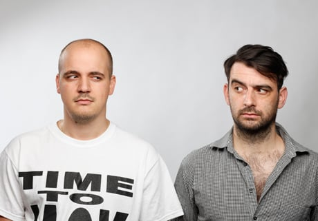 Modeselektor Gear Up for 'Modeselektion Vol. 2'