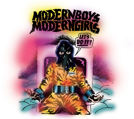 Modernboys Moderngirls Get Set for New Album, NXNE Shows