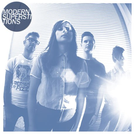 Modern Superstitions Announce Debut Album, Get Ben Cook and Brian Borcherdt to Produce