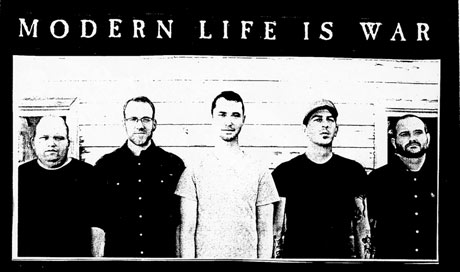 Modern Life Is War Reunites for This Is Hardcore Fest, Reveal Plans for New LP