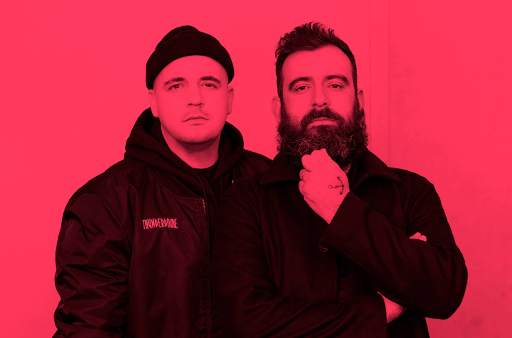 Modeselektor Plot Tour, Share New Single