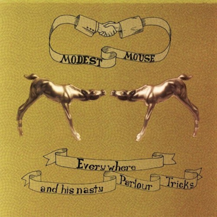 Modest Mouse Reissue 'Everywhere and His Nasty Parlour Tricks' on Vinyl