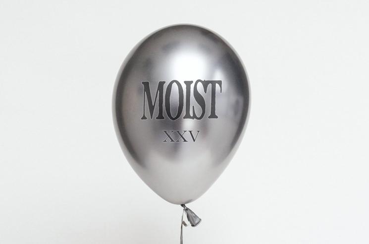 Moist Plot 'Silver' Anniversary Tour, Ready Vinyl Reissues