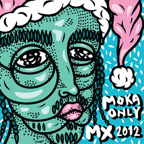 Moka Only 'Martian Xmas 2012'