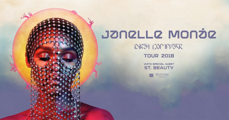 Janelle Monáe Takes 'Dirty Computer' on North American Tour