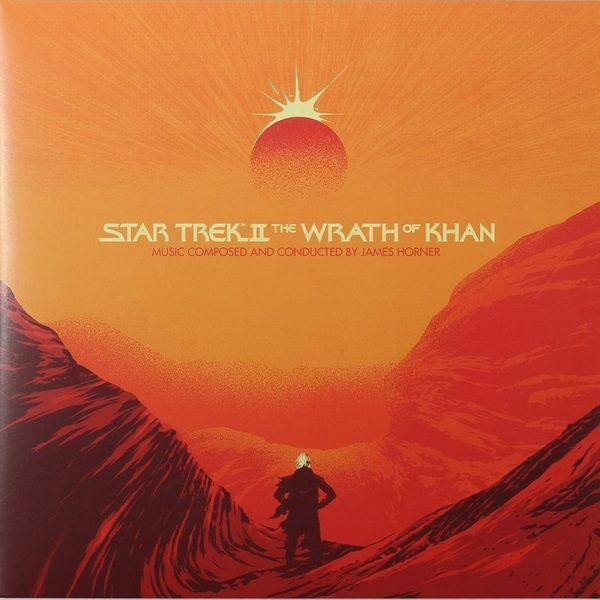 Mondo Treats James Horner's 'Wrath of Khan' Score to Deluxe Vinyl Pressing