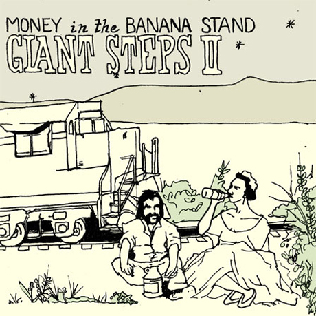 Money in the Banana Stand Present 'Giant Steps II' EP