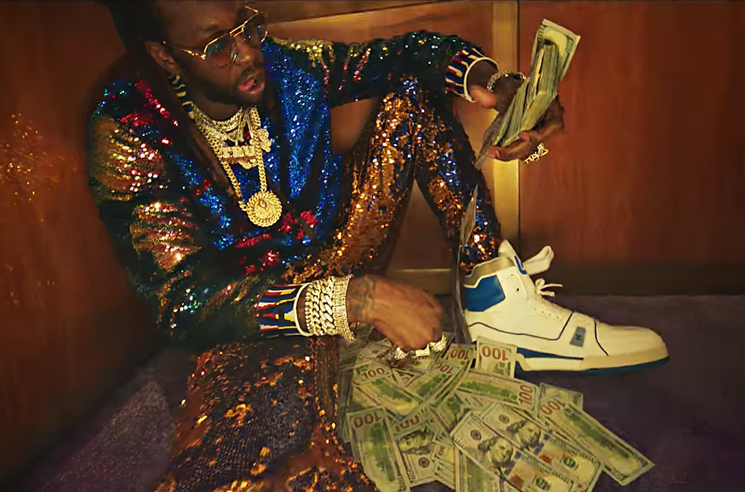 2 Chainz Shares Video for 'Money in the Way'