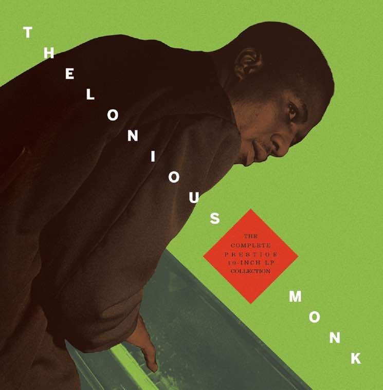 Thelonious Monk The Complete Prestige 10-Inch LP Collections