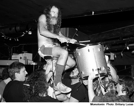 "Monotonix ""Before I Pass Away"""