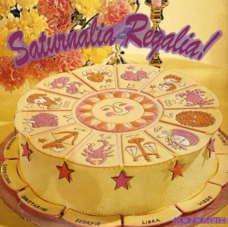 Monomyth Sign to Mint Records for 'Saturnalia Regalia!'