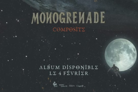 Monogrenade 'Composite' (album trailer)