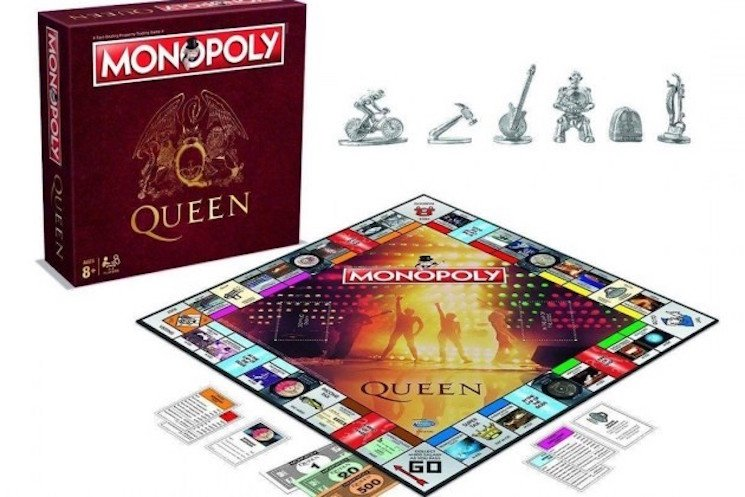 Queen Are Getting Their Own Edition of Monopoly