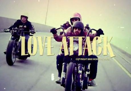 "Monster Truck ""Love Attack"" (video)"