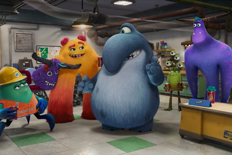 'Monsters at Work' Feels Like Punching In for a Job Created by Pete Docter