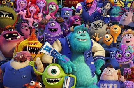 Monsters University Dan Scanlon