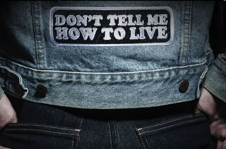Monster Truck 'Don't Tell Me How to Live'