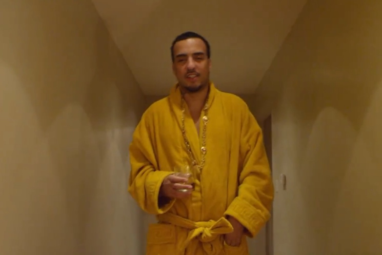 "French Montana ""Poison"" (NSFW video)"