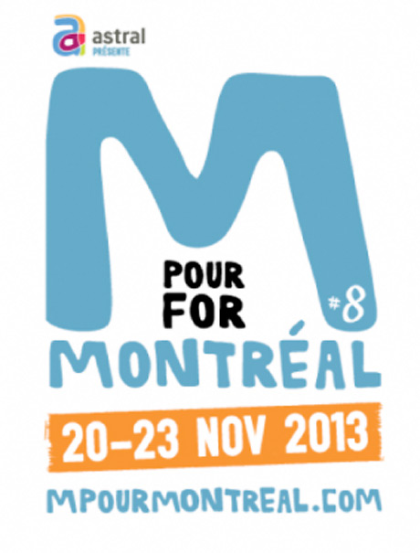 M for Montreal Announces 2013 Lineup with Mac DeMarco, Young Galaxy, Born Ruffians, A Tribe Called Red