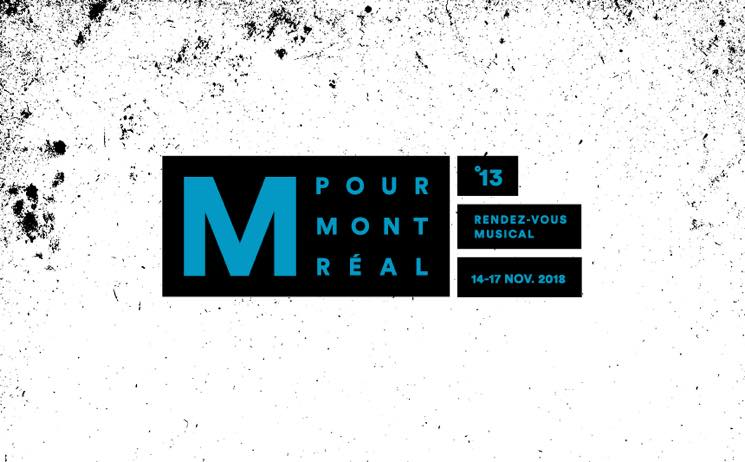 ​M for Montreal Reveals Full 2018 Lineup with Jeremy Dutcher, Hubert Lenoir, Partner