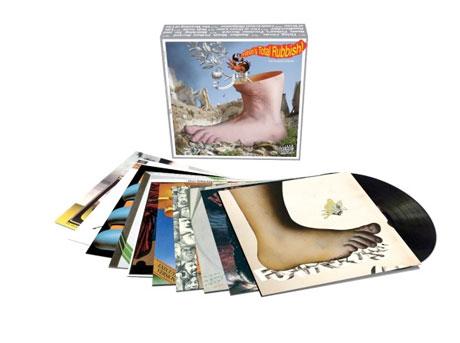 Monty Python Treated to Vinyl Box Set