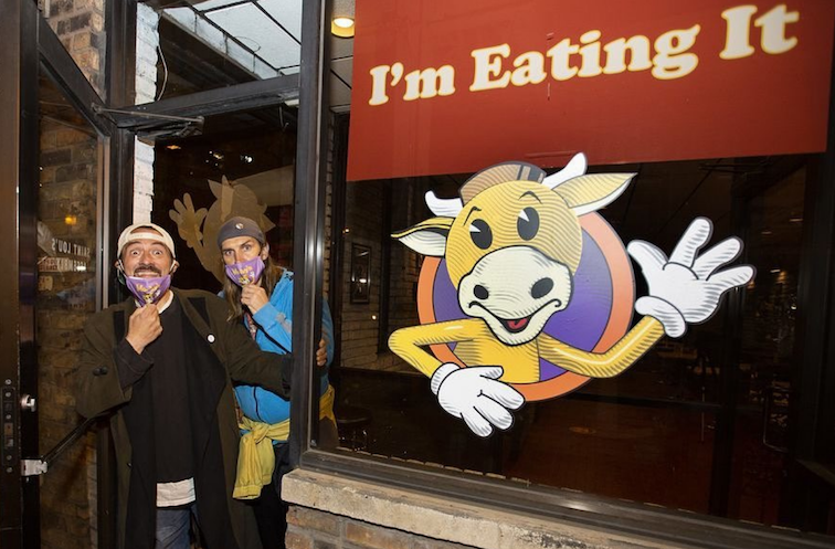 Kevin Smith's Real-Life Mooby's Is Coming to Canada