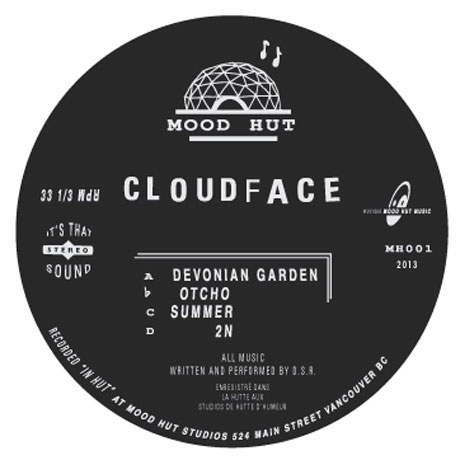 Vancouver's Cloudface Readies 12-Inch for Mood Hut