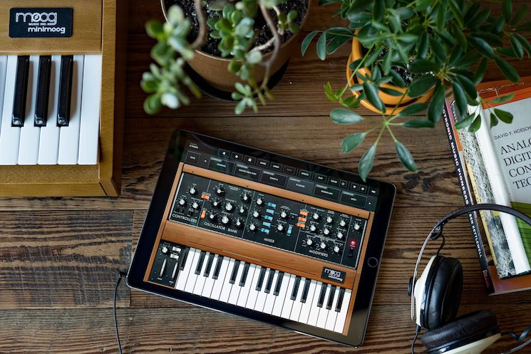 Moog and Korg Have Made Their Synth Apps Free to Help You with Social Distancing