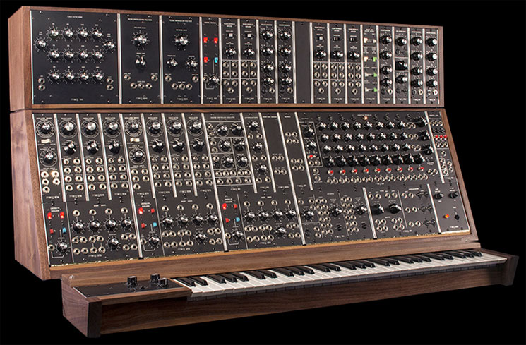 Moog Relaunches Three Classic Modular Synthesizers