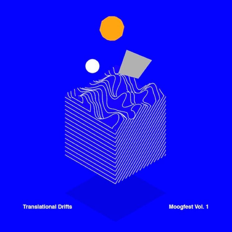 Various Artists 'Translational Drifts: Moogfest Volume 1' (EP stream)