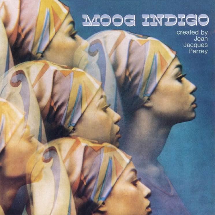 Jean-Jacques Perrey Moog Indigo