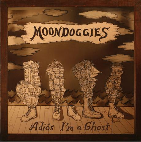 The Moondoggies 'Adiós I'm a Ghost' (album stream)