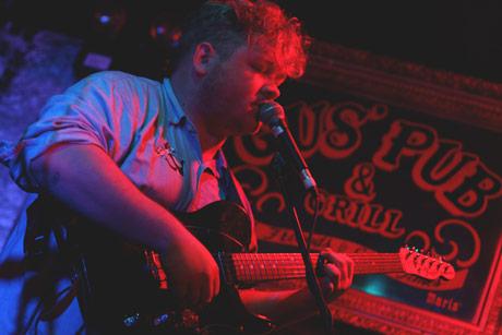 Moon Gus' Pub, Halifax NS, October 25