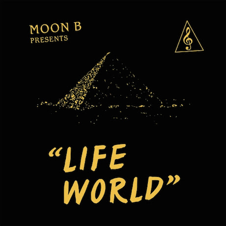 Atlanta Funk Experimenter Moon B Prepares 'Lifeworld' Tape for 1080p