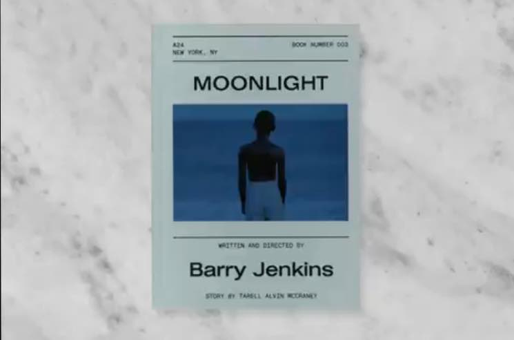 New Book About 'Moonlight' Features Writing by Frank Ocean, Barry Jenkins and Hilton Als