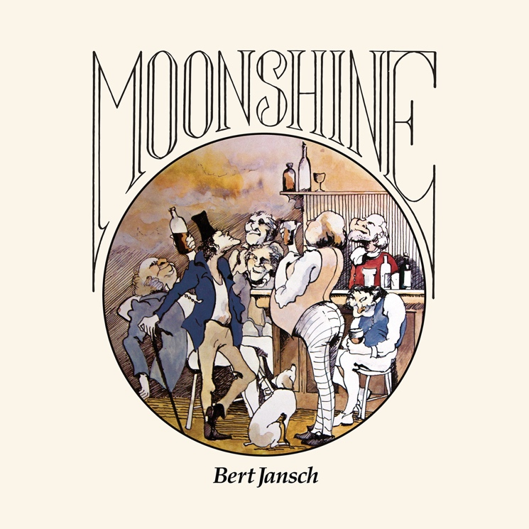 Bert Jansch's 'Moonshine' Gets New Vinyl Pressing