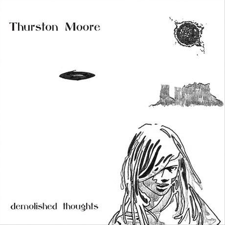 Thurston Moore Announces New Beck-produced LP
