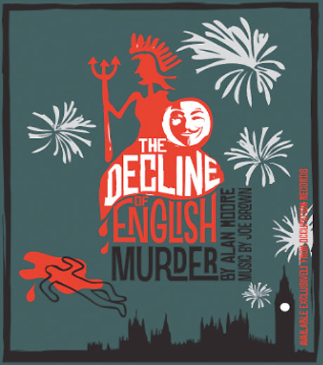 "Alan Moore ""The Decline of English Murder"""