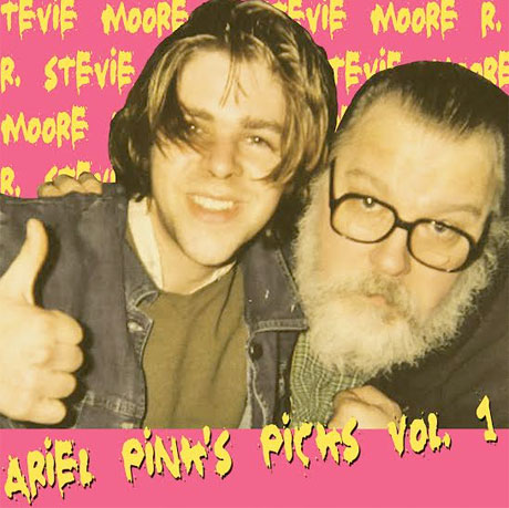 Ariel Pink's R. Stevie Moore Compilation Coming to Vinyl