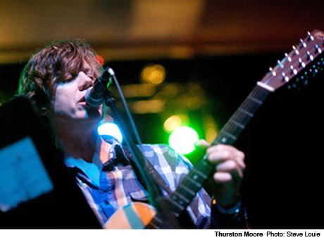 Thurston Moore Joins Black Metal Band Twilight