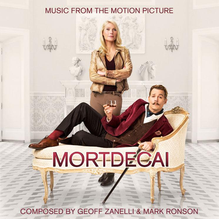 Mark Ronson's 'Mortdecai' Soundtrack Set for Release
