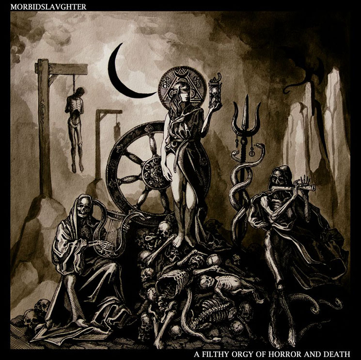 Morbid Slaughter A Filthy Orgy of Horror and Death