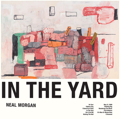 Joanna Newsom/Bill Callahan Cohort Neal Morgan Announces 'In the Yard' Solo LP