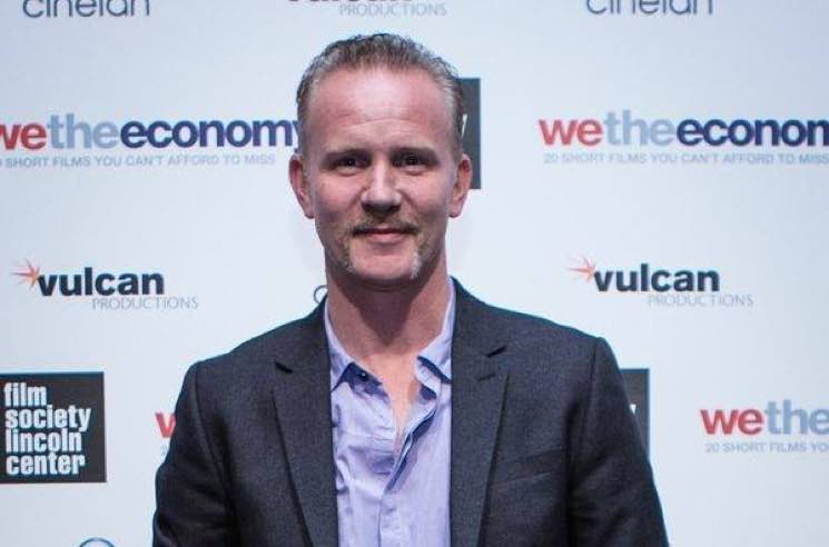 'Super Size Me' Filmmaker Morgan Spurlock Pens Letter Admitting Sexual Misconduct