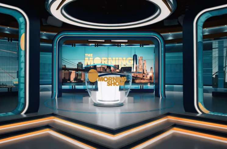 ​Watch the Trailer for Apple TV Plus Original 'Morning Show'